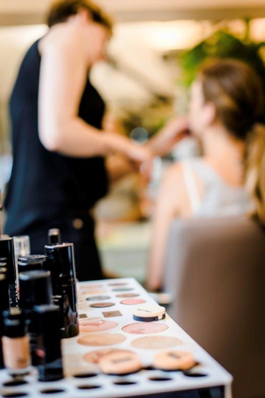Individuelles Make-up für Ihren großen Tag! © Herzensmensch Fotografie