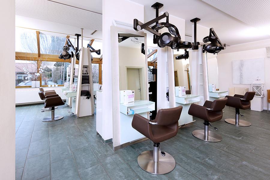 Impressionen aus dem Haarmonie Friseursalon in Nordwalde